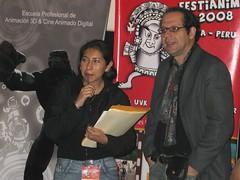 Clausura FESTIANIMA 2008