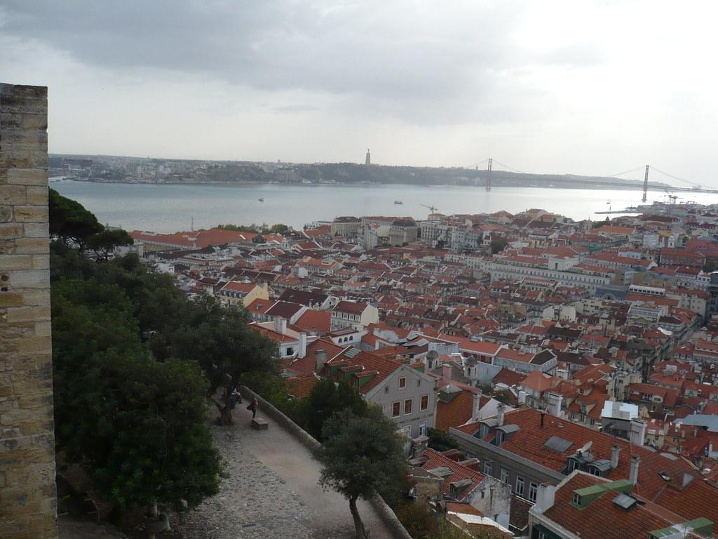 Lisboa desde lo alto