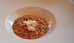 Brown Crab Risotto