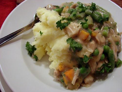 Dinner:  December 14, 2008