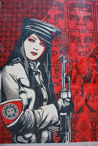 Shepard Fairey - Fondation Cartier Paris