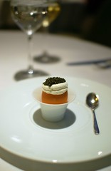 Egg Caviar (Signature Tasting)