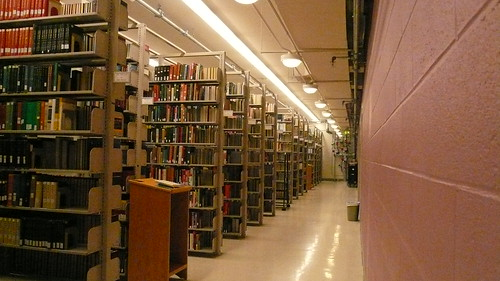 Kroch Library, Cornell University