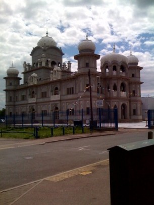 The Gurdwara