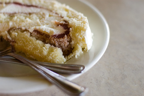 roulade (by bookgrl)