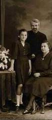Familia Pr. Dumitru Staniloae