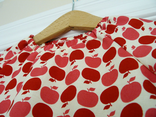 Apple blouse for Frida