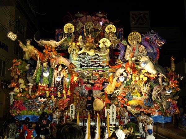 2008_八戸三社大祭_吉田産業