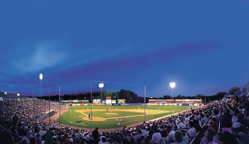 Kane County Cougars Minor League Baseball by willowbrookhotels