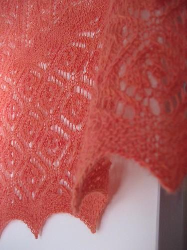 Alpine Lace Shawl