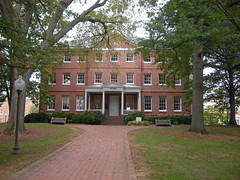 McDowell Hall, St John's College