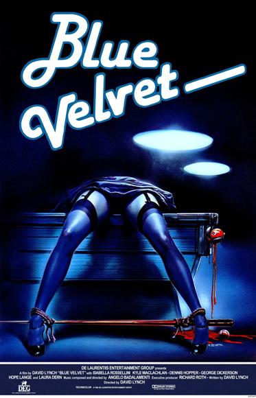 Blue Velvet (posterUSA)