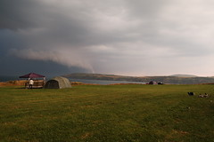there's a storm brewin'