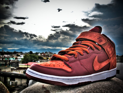 Nike Dunk en HDR by Photon?