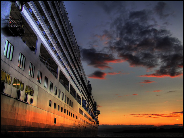 Cruising In Life, Sunset Cruise