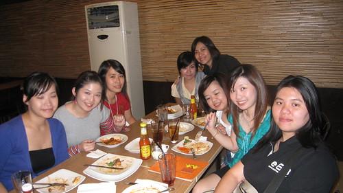 The girls of Kedoya cell