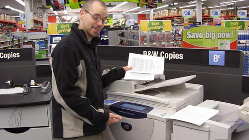 Making copies