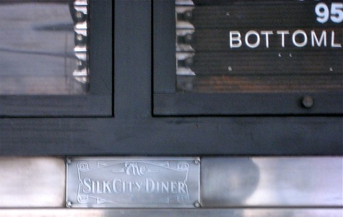 Silk City Diner Tag