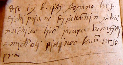 Di GIOVANNI in Codex A