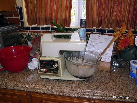 Oster mixer