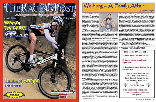 April Racing Post