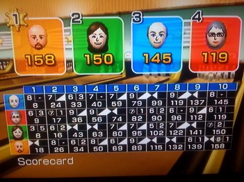 I winned