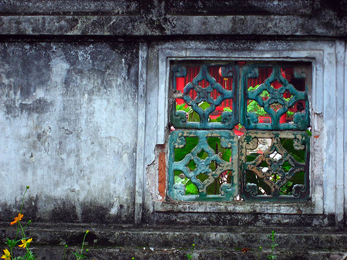 Inside Văn Miếu