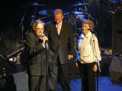 John Brogan, Brian Whitehead, Maureen Grant