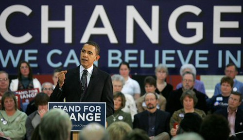 Obama Need for Change