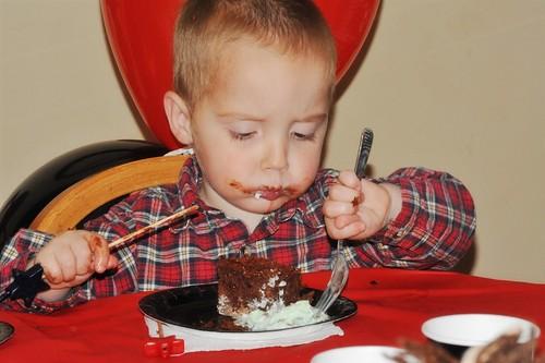 serious cake eater