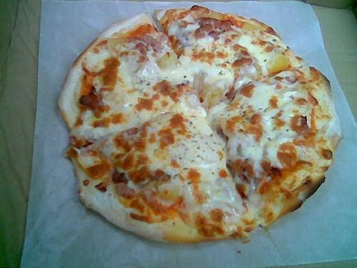 Peppino's Pizza - Hawaiian