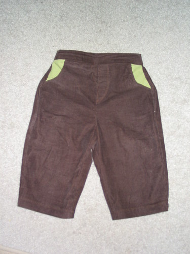 Todder Boy Pants