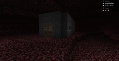 Nether Base 1