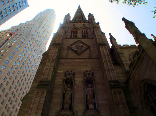 Trinity Church - North Side by you.