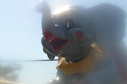 Coney Island 5: Flying Elephant