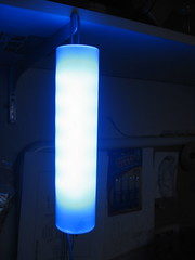 Blue LED SAD tube