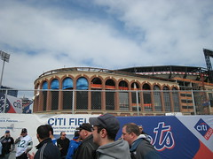 Citi Field, almost finished