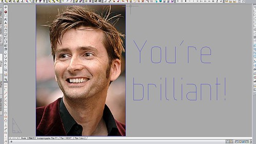 Yeah!  David!