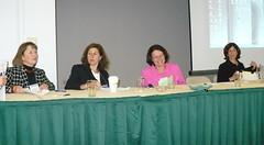Dawn Thistle, Linda Hummel Shea, Karen Pangallo, Debra Mandel