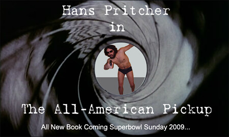 hans pritcher all-american pickup