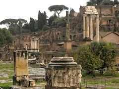 Rome, Italy: Forum Romanum (Roman Forum)