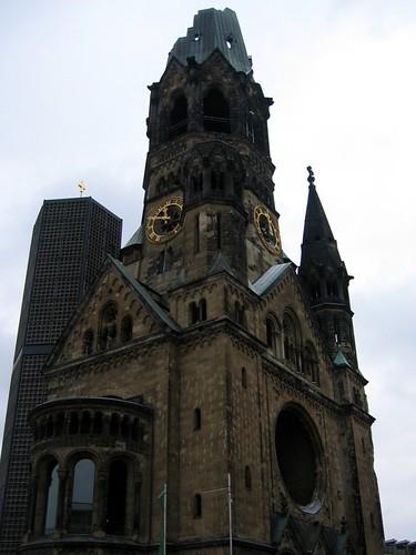 Kaiser William Memorial Church.