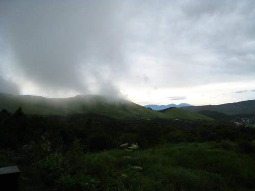 Nagano Fog