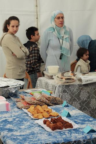 Alimentos del mundo... mundo árabe, supongo