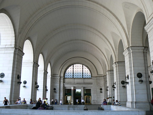 One Entrance to Union Station