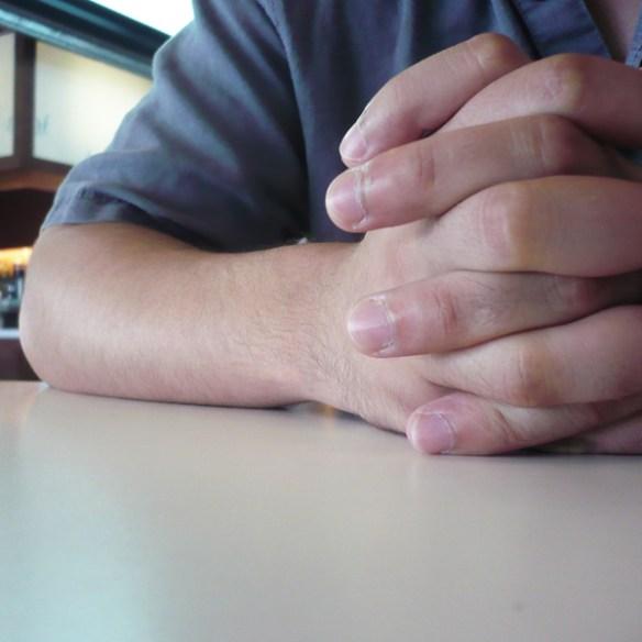 #57 - His hands