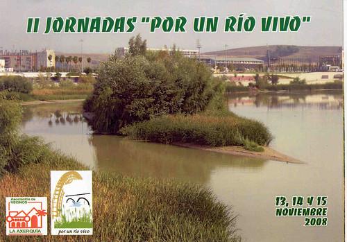 Jornadas por un Rio Vivo en Córdoba.