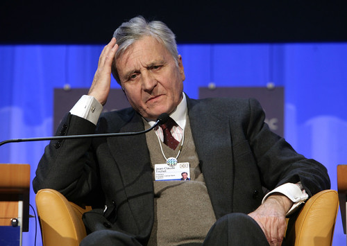 Jean-Claude Trichet - World Economic Forum Annual Meeting Davos 2008