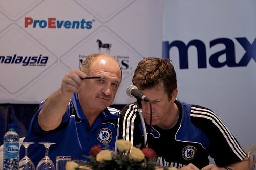 Press Conference - Chelsea..