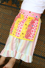 Too Sweet *apron original Wondermommy design
